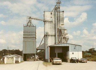 Haleyville, Alabama feed mill